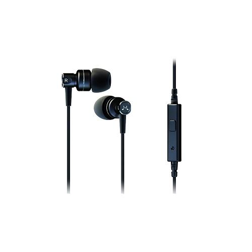SOUNDMAGIC In Ear Monitor [MP21] - Black - Earphone Ear Monitor / Iem